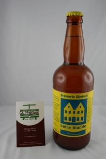 BLONDE 50 CL 4.8pourcent UBERACH