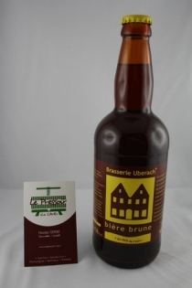 BRUNE 50 cl  4.8pourcent UBERACH