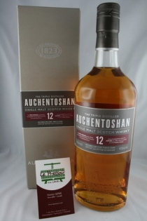 AUCHENTOSHAN 12 Years 70CL 42pourcent SINGLE MALT
