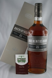 AUCHENTOSHAN 3 WOOD 70CL  43pourcent SINGLE MALT