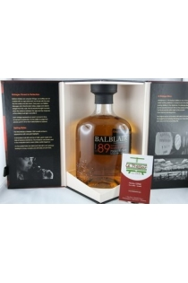 BALBLAIR 1989  70CL 46pourcent SINGLE MALT