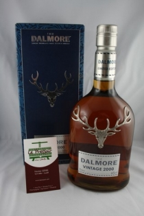 DALMORE 2003  70CL 46pourcent SINGLE MALT