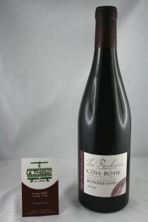 1.5L  LES ROCHAINS  2012  CÔTE ROTIE  BONNEFOND