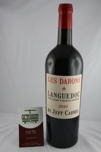 LES DARONS 75CL 2013 14pourcent JEFF CARREL