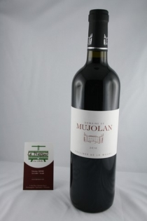 TRADITION RG 75CL MUJOLAN 2013 12.5pourcent IGP LANGUEDOC