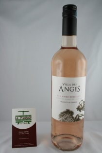 VILLA DES ANGES ROSE  2014 75CL 12.5%