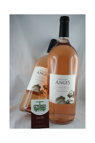 VILLA DES ANGES Rosé 1.5L 2013 12.5%
