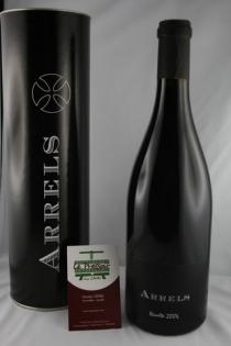 ARRELS 75CL  2007  15pourcent Grenache VV Select parcelle SINGLA
