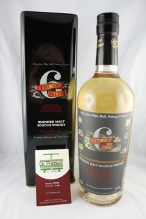 THE SIX 6 ISLES   70CL 43pourcent