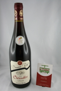 75CL RUET TRADITION 2012 RG 12.5pourcent  -CHIROUBLES-  DOMAINE RUET