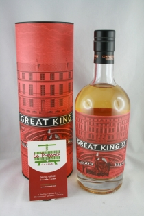 GREAT KING STREET 50CL 43pourcent COMPASS BOX  GLASGOW
