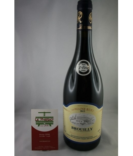 75CL VIEILLES VIGNES 2011   -BROUILLY- DOMAINE RUET