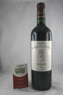 CHÂT. MARQUIS DE TERME 75CL 2006