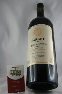 1.5L CHÂT. 2005 SARGET DE GRUAUD LAROSE