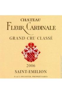 CHÂTEAU FLEUR CARDINALE  75CL  2006